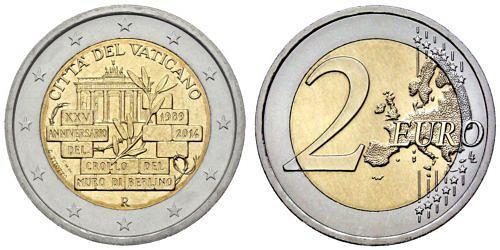 2-euro-25-jahre-fall-der-berliner-mauer-vatikan-2014-st-1