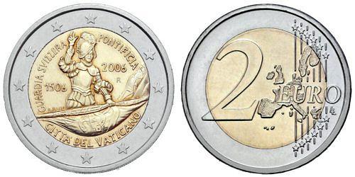 2-euro-500-jahre-schweizergarde-vatikan-2006-st-1