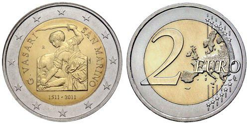 2-euro-giorgio-vasari-san-marino-2011-st-1