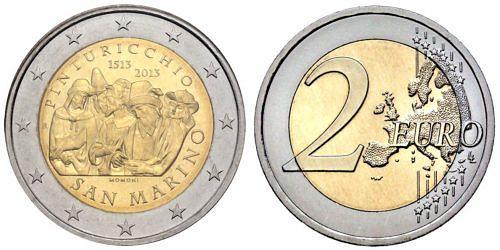 2-euro-pinturicchio-san-marino-2013-st-1