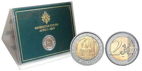 2-euro-weltjugendtag-koeln-vatikan-2005-st-2