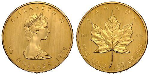 50-dollar-gold-maple-leaf-kanada