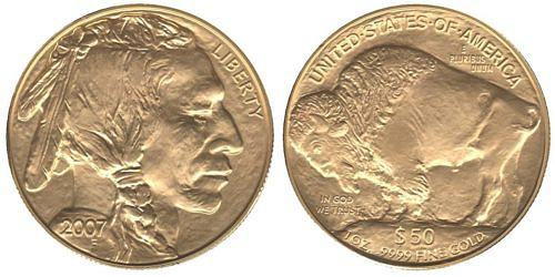 50-dollar-gold-usa-buffalo