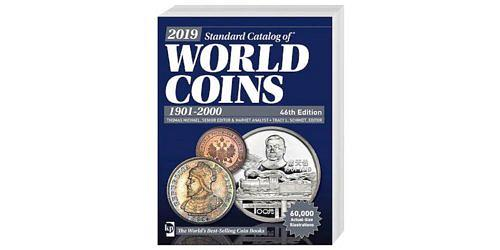 Krause-mishler-standard-catalog-of-world-coins-1901-2000-46-auflage
