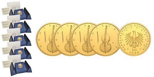 Satz-50-euro-gold-kontrabass-brd-2018-st-var2