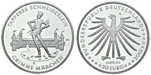 20-euro-grimms-maerchen-tapferes-schneiderlein-brd-2019-st