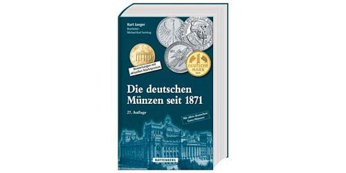 Kurt-jaeger-die-deutschen-muenzen-seit-1871-27-auflage